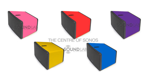 Sonos Play:3 ColourPlay Covers