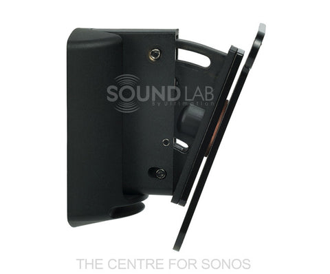 Sonos Play:3 Swivel Tilt Wall Bracket - Black (Single)