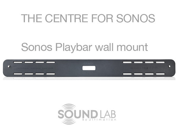Sonos PLAYBAR TV Wall Mount Kit Bracket – Soundlab_HiFi_Store