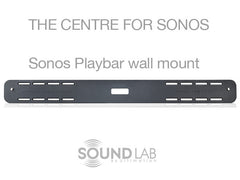 Sonos PLAYBAR TV Wall Mount Kit Bracket