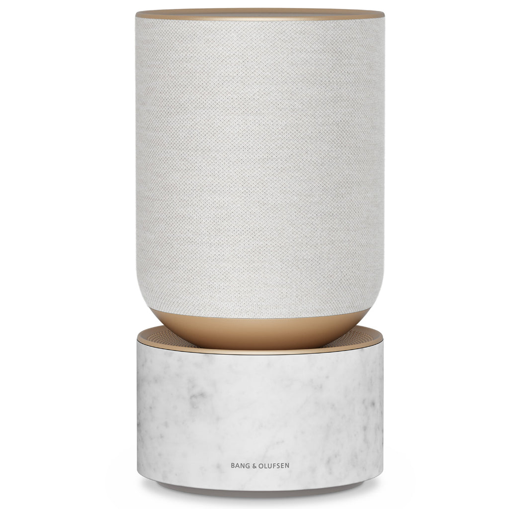 Beosound Balance with the Google Assistant Gold Tone
