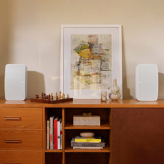 Sonos Five Twin Bundle White