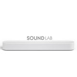 Sonos 5.0 Home Theatre Surround Sound Beam + One SL Pair Pack White