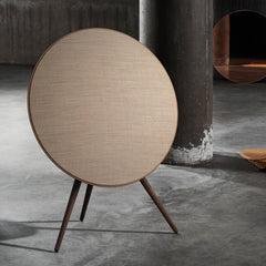 Beoplay A9 4th Gen with the Google Voice Assistant Bronze Tone