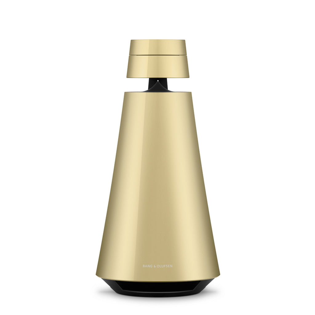 Beosound 1 with The Google Assistant Brass Tone