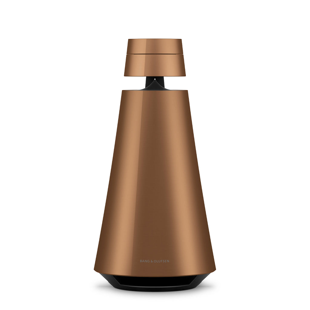 Beosound 1 with The Google Assistant Bronze Tone