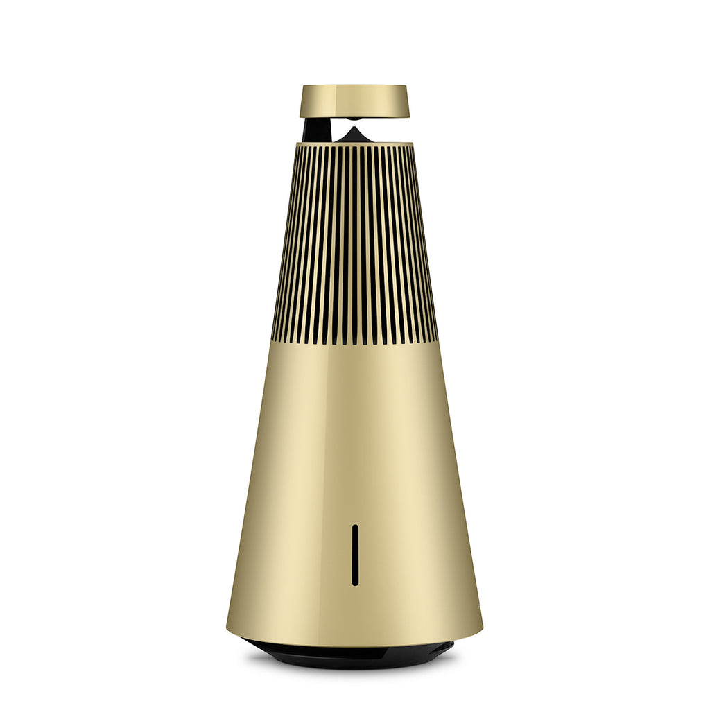 Beosound 2 with The Google Voice Assistant Brass Tone