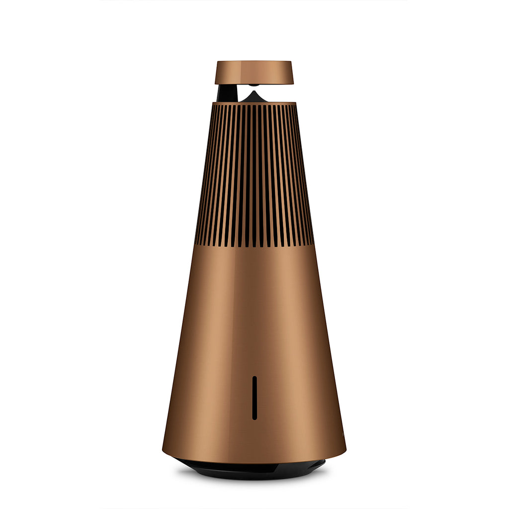 Beosound 2 with The Google Voice Assistant Bronze Tone