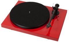 Pro-Ject Debut Carbon turntable - Red