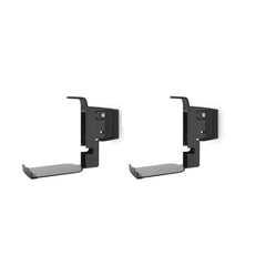 Sonos Five Wall Bracket Pair Black