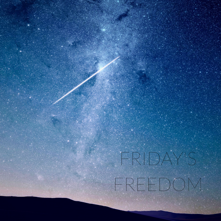 Friday's freedom blog post by for Dignity