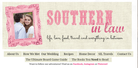 Featured in The Southern-In-Law Gift Guide