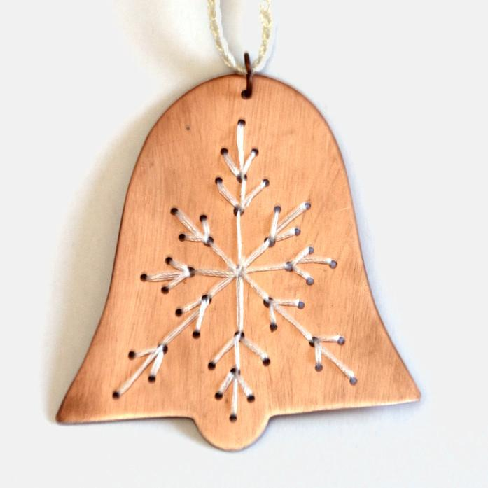 Celebration Christmas Bell Fashion Ethical gifts and fair trade from For Dignity