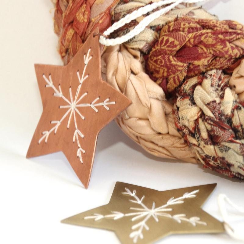 Celebration Christmas Star Fashion Ethical gifts and fair trade from For Dignity