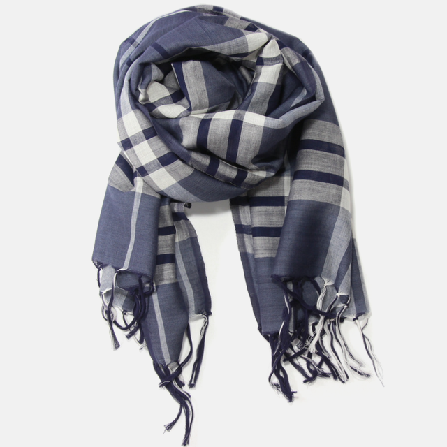 Scarves Check Ethical and Fair trade at for Dignity