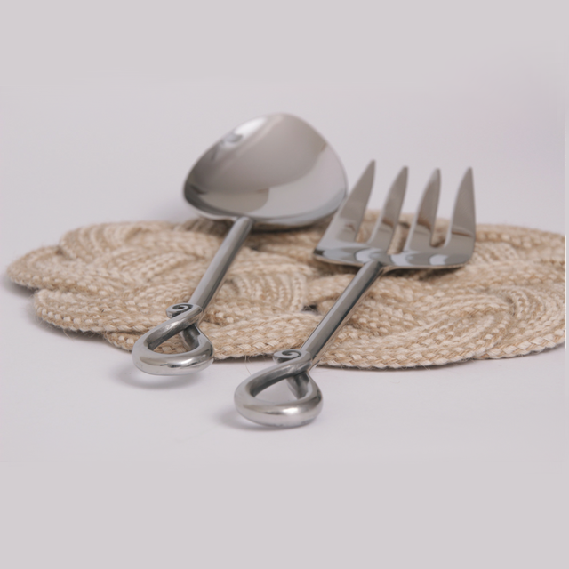 Table and Kitchen Salad Servers Ethical and Fair trade at for Dignity