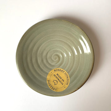 Table and Kitchen fair trade ethical sustainable fashion Stoneware Tapas Plate - Mini conscious purchase Robert Gordon