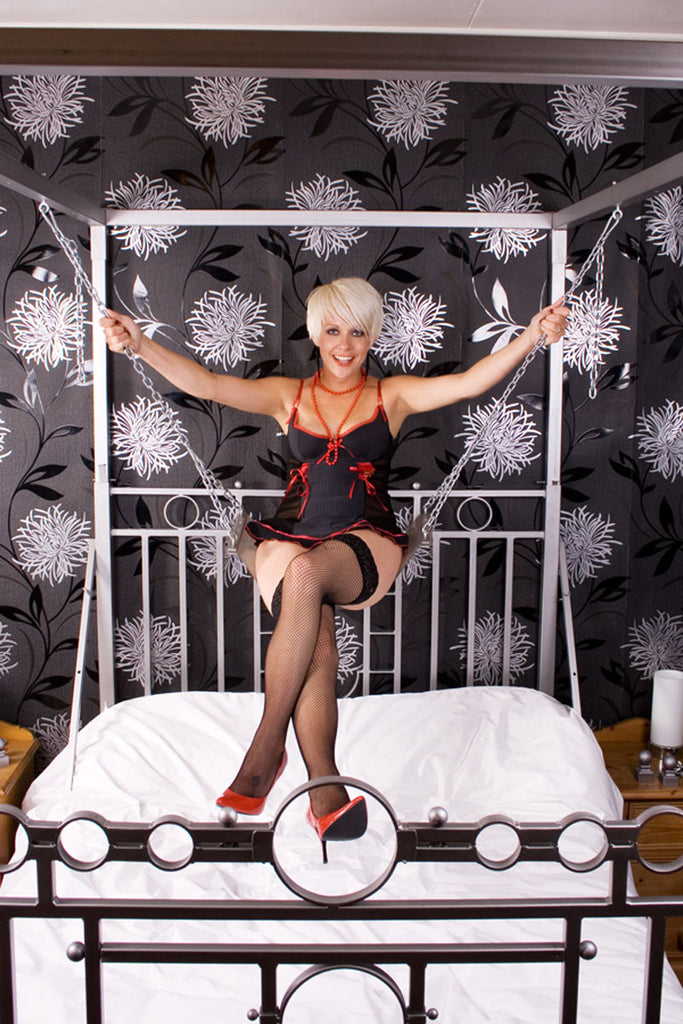 Beds and More | Bondage beds, accessories, restraints, collars ...