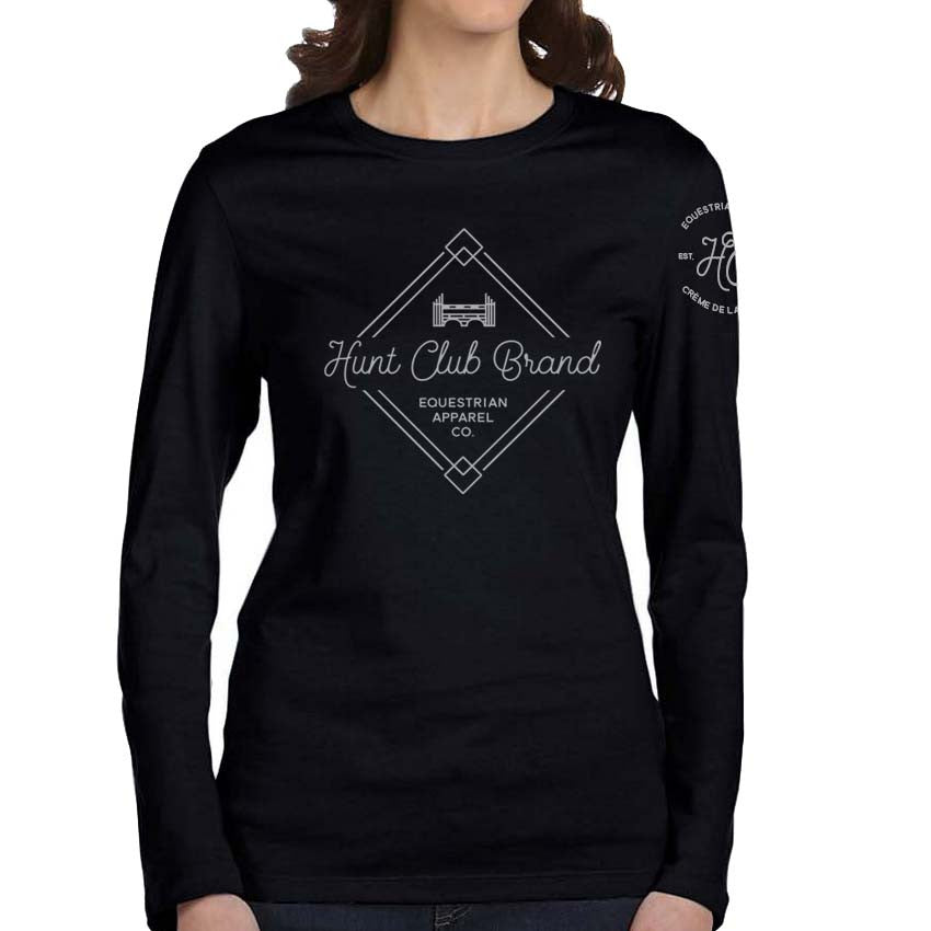 Hunt Club Long Sleeve Jump Crew Tee