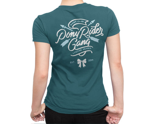 Hunt Club Pony Rider Gang Tee