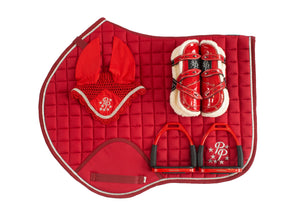 Cherry Red Jump Set