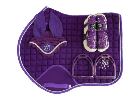 Amethyst Purple Jump Set