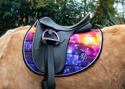 Galaxy Dressage Scoop Saddle Pad