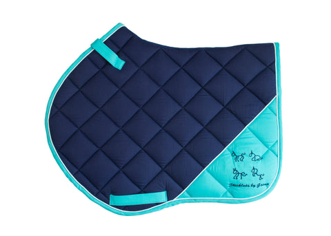 "Sticklets ""Atlantic"" Navy Pad"