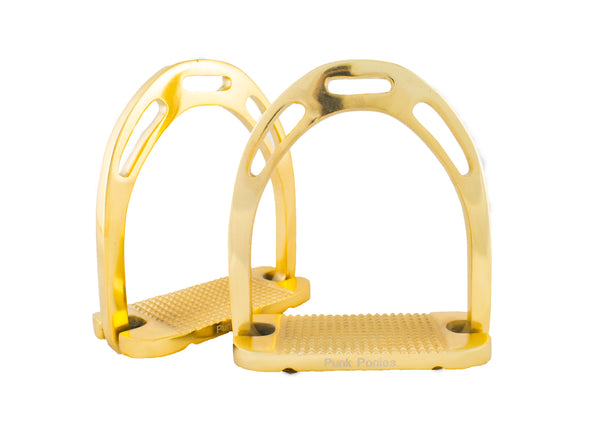 Electro-plated Wide Base Stirrups