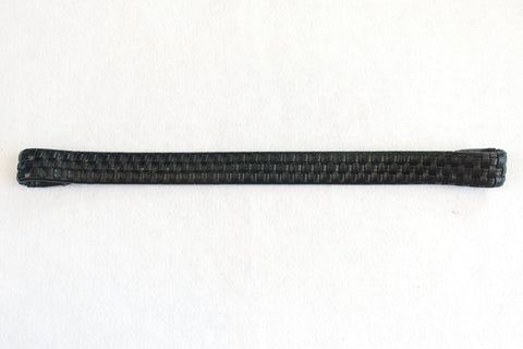 "Black 14.5"" Hunter Browband"