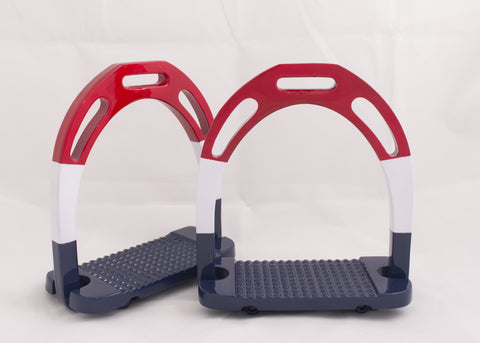 Wide Base Stirrups