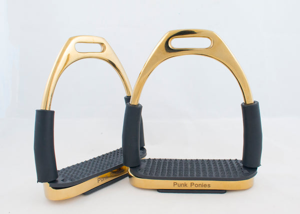 Electro-plated Stirrups
