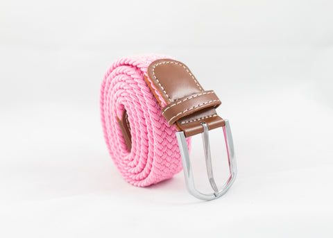 Woven Belts - Solid Colours