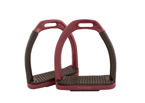 Safer Stirrups