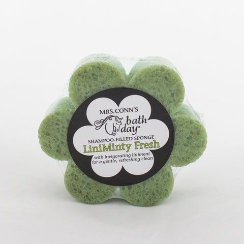 Mrs Conn's LiniMinty Fresh Sponge
