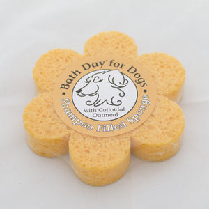 Mrs Conn's for Dogs - Shampoo filled sponges