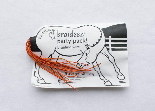 Braideez Braiding Wire - Bright Colours