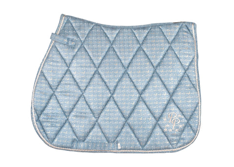 LE Paris Sky Blue Suede GP Pad