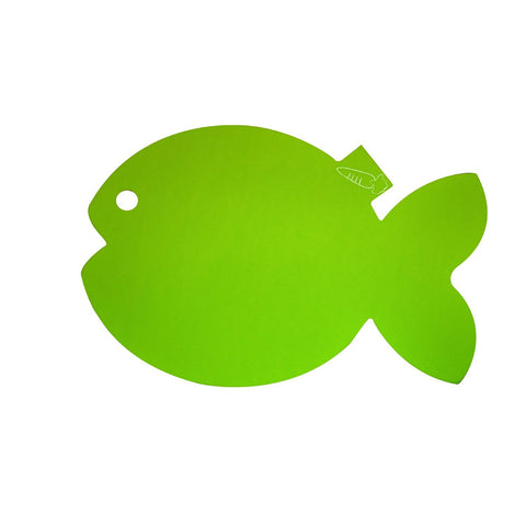 Fish-shaped Vegetable Cutting Board in Multi colour