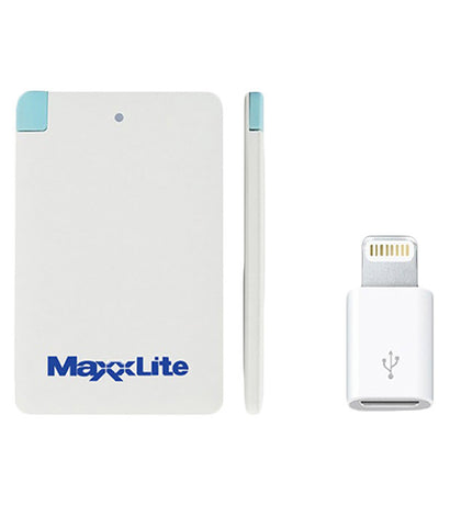 3000mAh Credit Card Power Bank