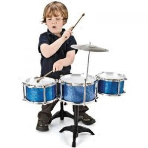 CPCN 10 Piece Jazz Drum Set For Kids