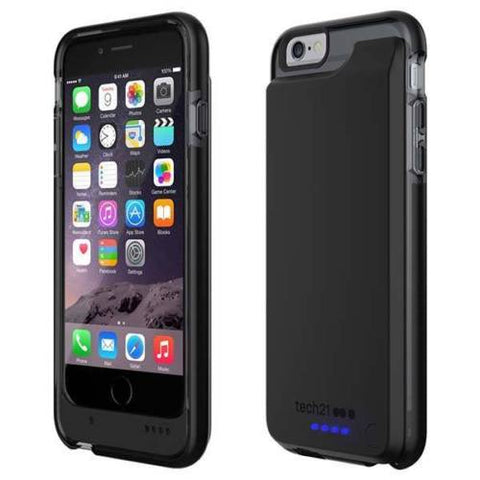 Tech 21 Charging case for iPhone-6- 6s- The World's First Ultra Safe