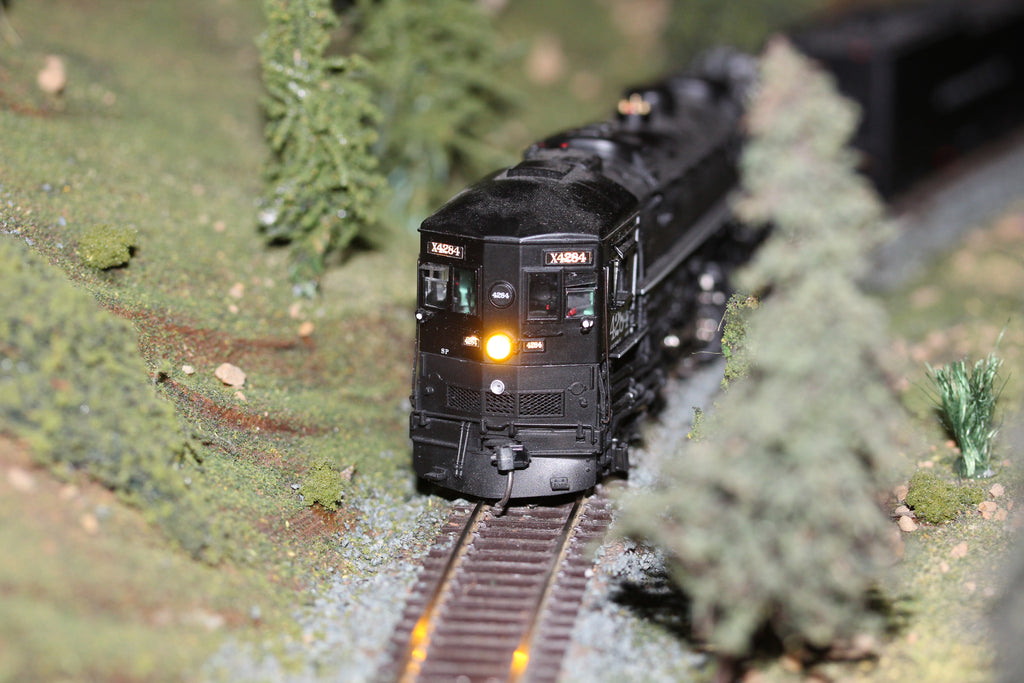 Intermountain Southern Pacific Cab Forward