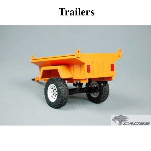 cross rc trailers - hobby hunter nz
