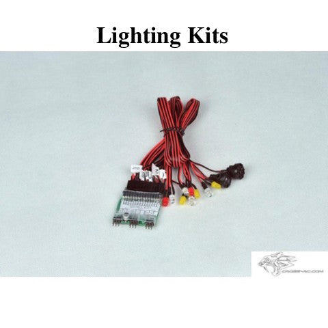 Lighting kits for Cross RC trucks