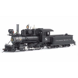 On30 Bachmann 160-25262 2-6-0 Loco Colorado Mining #8