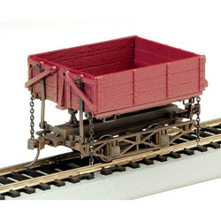 On30 Bachmann 160-29803 Wood Side Dump Car 3-pack