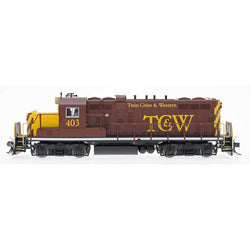 Intermountain HO #49813S Paducah GP10 Twin Cities and Western DCC Sound