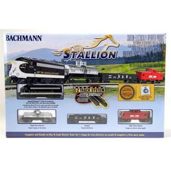 The Stallion Train Set N Scale - Norfolk Southern