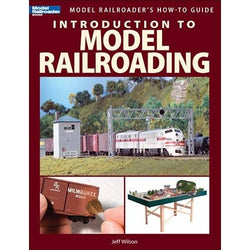 Book - Introduction To Model Rairoading - Model Railroader
